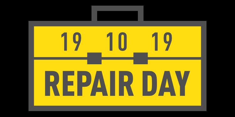 Repair Day 19/10/19