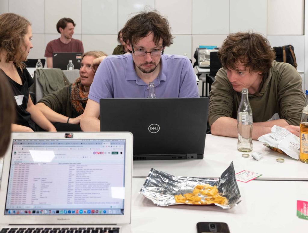 Open Repair Data : Fault categorisation event at Mozilla Berlin, 2019