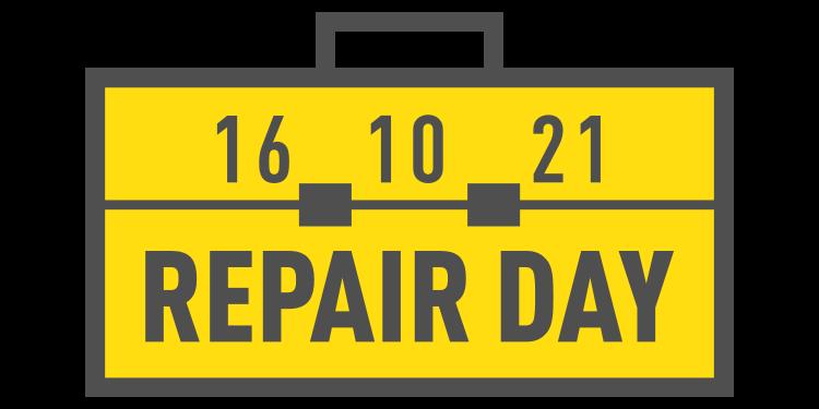 Repair Day 16-10-2021